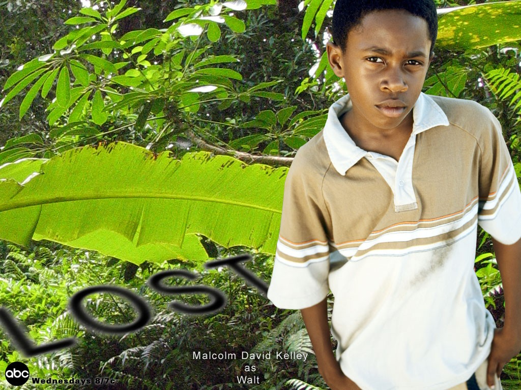 Wallpaper di Malcolm David Kelley in Lost