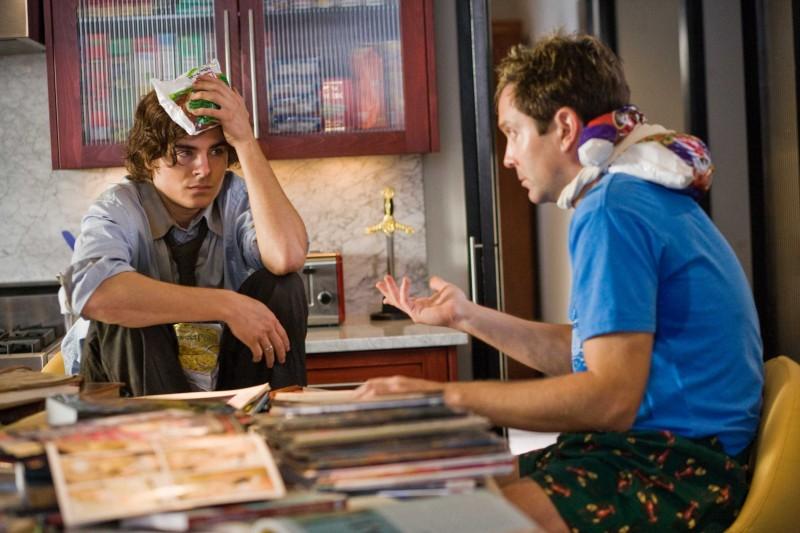 Zac Efron e Thomas Lennon in un'immagine del film 17 Again - Ritorno al Liceo