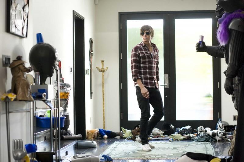 Zac Efron interpreta il giovane Mike O'Donnell nel film 17 Again - Ritorno al Liceo