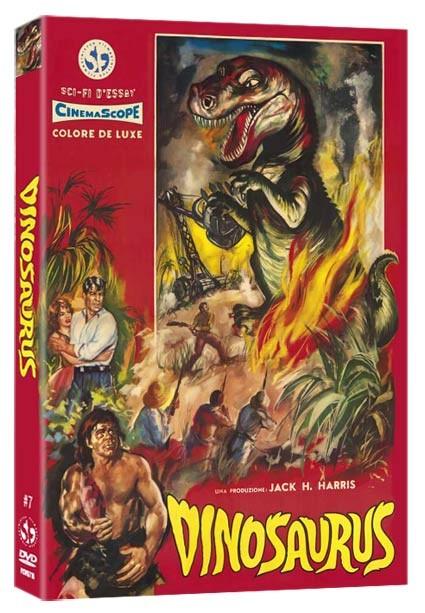 La copertina di Dinosaurus! (dvd)