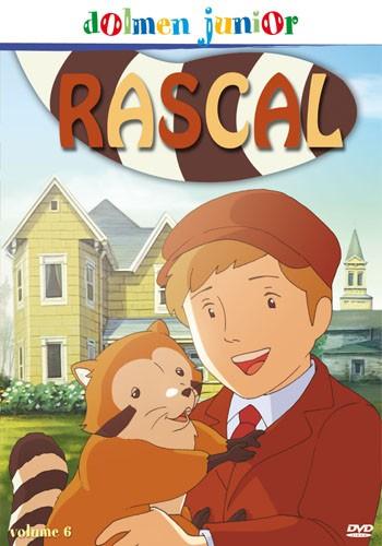 La copertina di Rascal - Vol.6 (dvd)