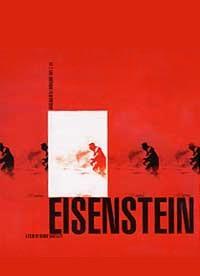 La locandina di Eisenstein