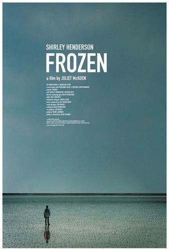La locandina di Frozen
