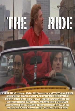 La locandina di The Ride