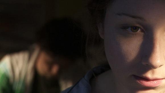 Isabella Tabarini in un'immagine del film Fuga dal call center