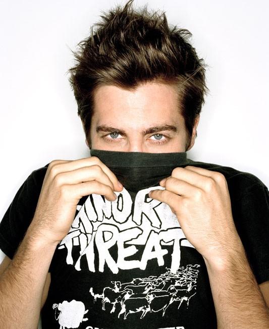 l\'attore americano Jake Gyllenhaal