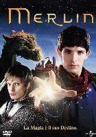 La copertina di Merlin - Stagione 1 (dvd)