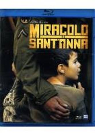 La copertina di Miracolo a Sant'Anna (blu-ray)