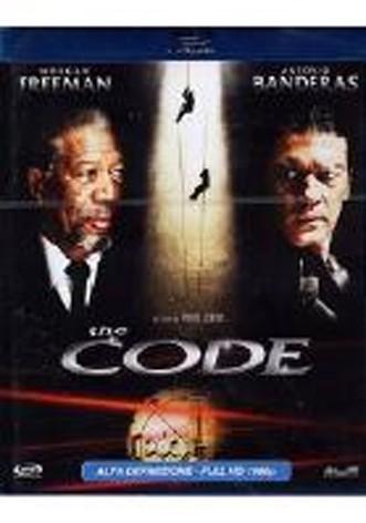 La copertina di The Code (blu-ray)