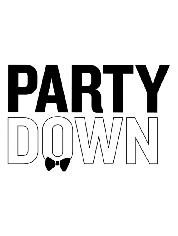 La locandina di Party Down