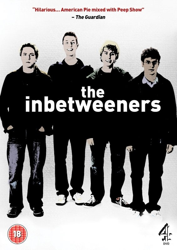 La locandina di The Inbetweeners
