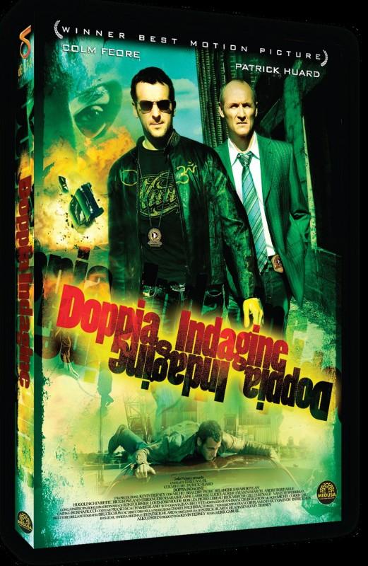 La copertina di Doppia indagine (dvd)