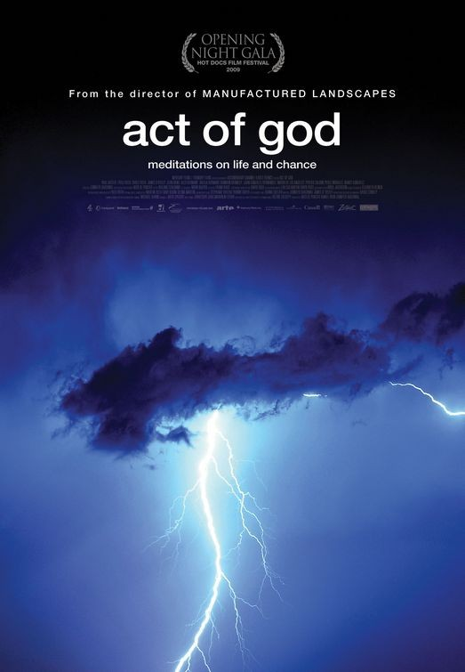 La locandina di Act of God