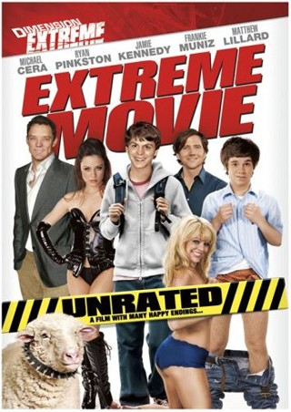 La locandina di Extreme Movie