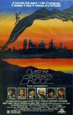 La locandina di Oltre il ponte di Brooklyn