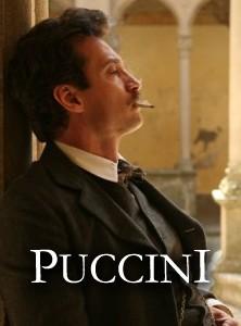 La locandina di Puccini