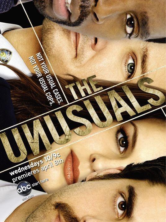 La locandina di The Unusuals