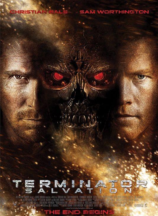 Nuovissimo poster per Terminator Salvation