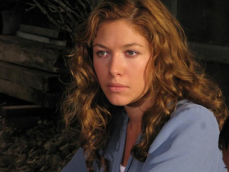 Sarah Felberbaum è Elsa nella fiction Mal'Aria