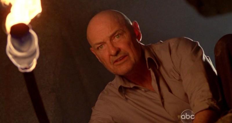 Terry O'Quinn nell'episodio Dead is Dead di Lost