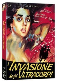 La copertina di L'invasione degli ultracorpi (dvd)
