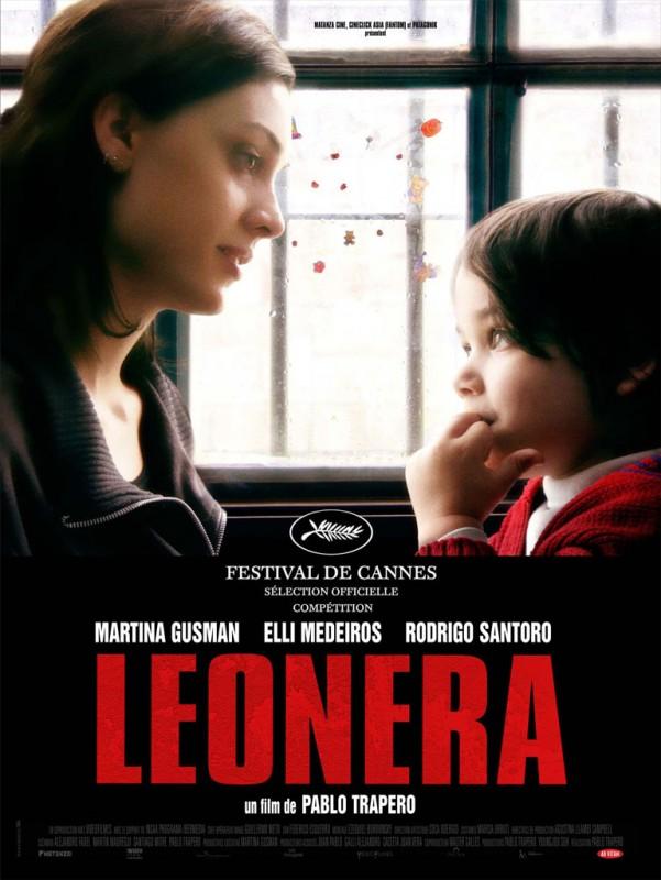 La locandina di Leonera