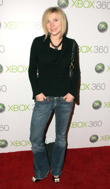 Sarah Chalke, informale ed elegante