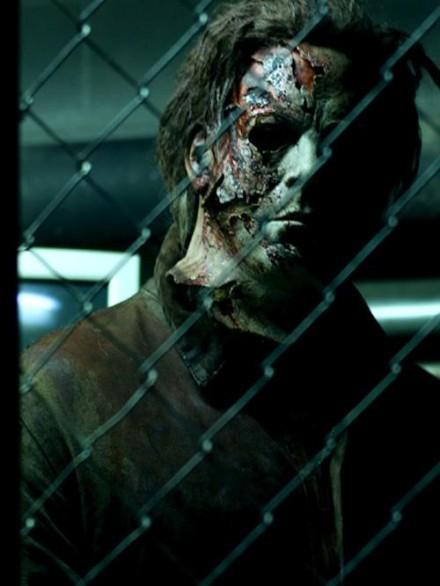 L'orrido Michael Myers  nel suo nuovo look in H2: Halloween 2