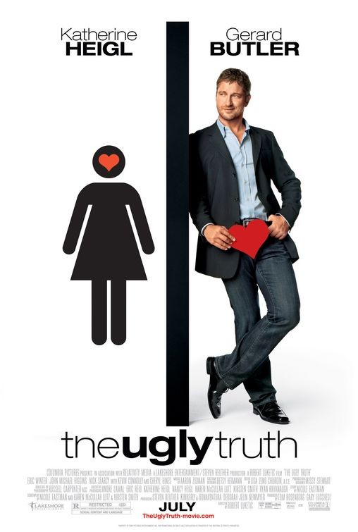 Character poster per The Ugly Truth - Gerard Butler