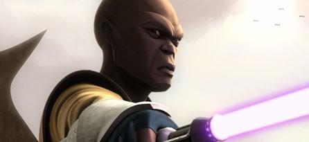 Il Maestro Windy in una scena dell'episodio Liberty on Ryloth di Star Wars: Le guerre dei cloni