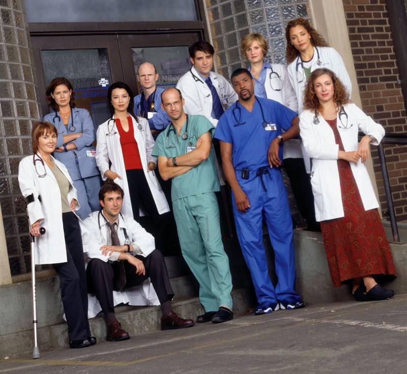 Immagine promo di E.R. - Medici in prima linea - Stagione 8