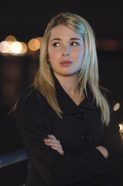 Kirsten Prout in una scena dell'episodio 'Psychic Friend' della serie tv Kyle XY