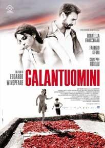 La copertina di Galantuomini (dvd)