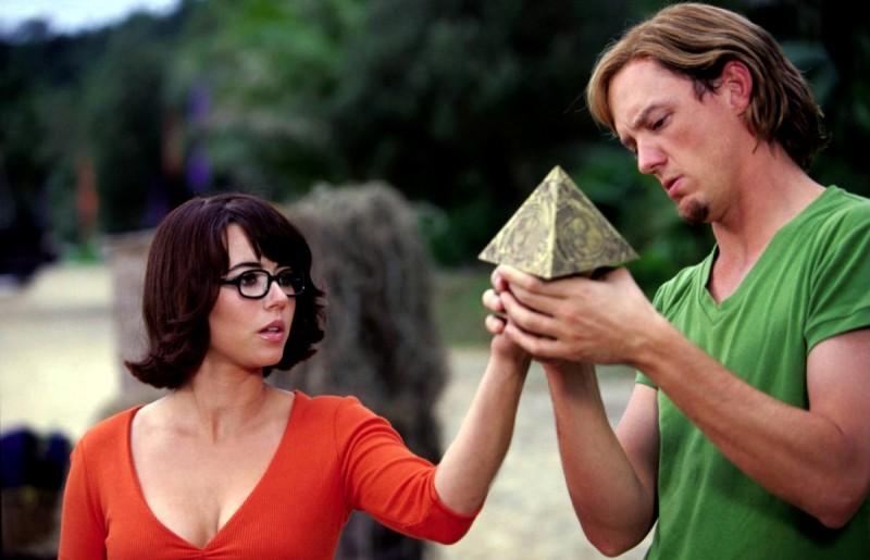 Linda Cardellini in una scena di Scooby-Doo