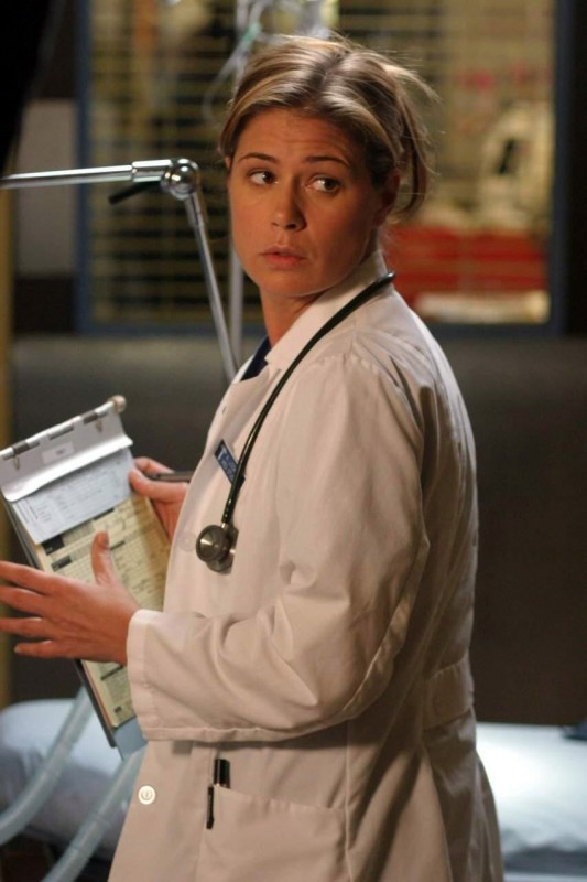 Maura Tierney nel serial tv ER