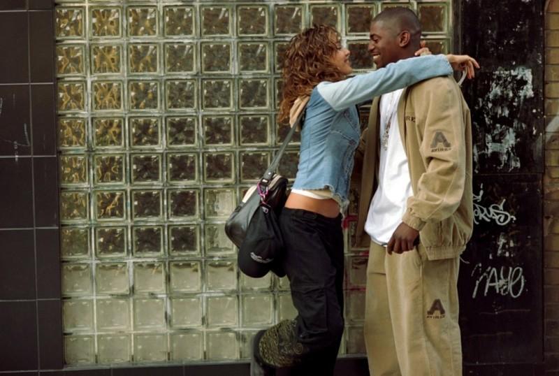 Mekhi Phifer e Jessica Alba nel film Honey