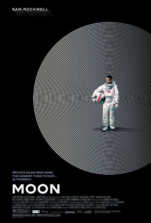 Nuovo poster per il film Moon