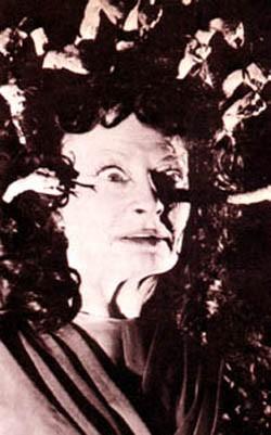 Prudence Hyman è la Gorgone de Lo sguardo che uccide