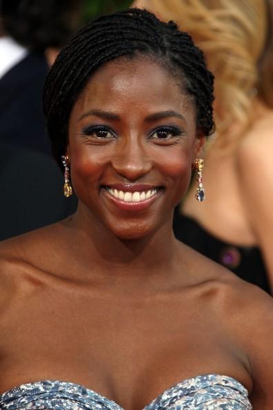 Rutina Wesley ai Golden Globe Awards 2009