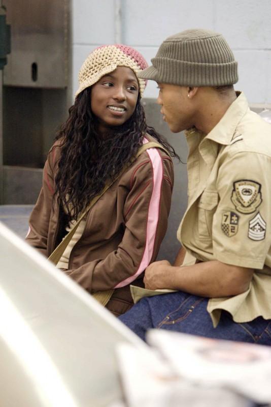 Rutina Wesley in una immagine del film How She Move