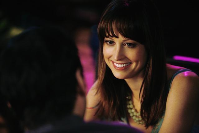 Alexie Gilmore in una scena dell'episodio Left Of the Dial di Cupid