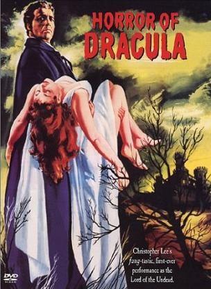 Copertina di Dracula il vampiro