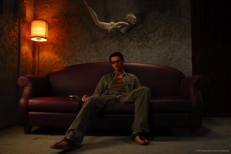 Immagine del film  The Forbidden Door, presentato al Far East Film Festival 2009