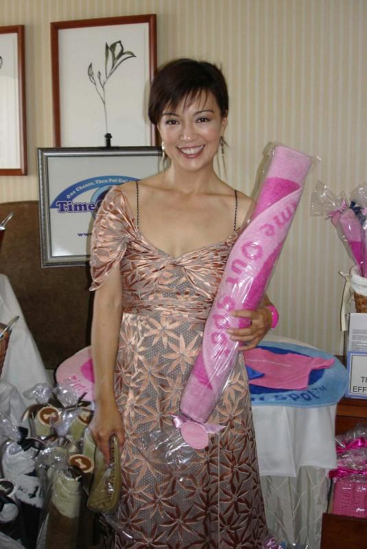 l\'attrice di origine orientale Ming-Na