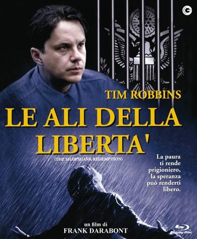La copertina di Le ali della libertà (blu-ray)