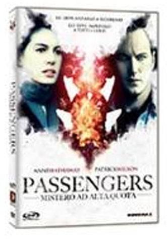 La copertina di Passengers - Mistero ad alta quota (dvd)
