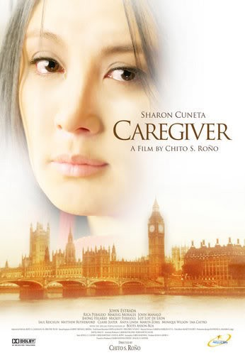 La locandina di Caregiver