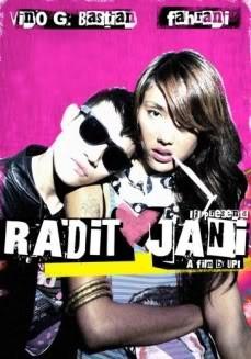 La locandina di Radit & Jani