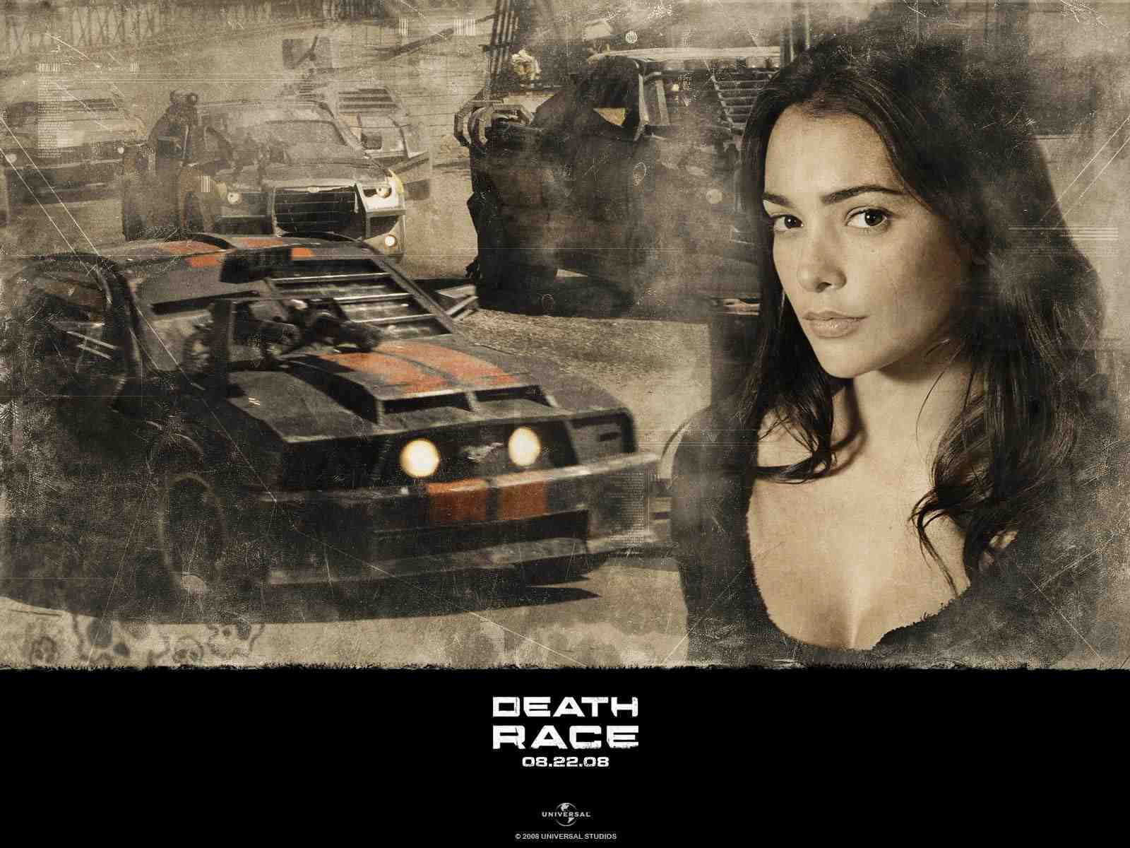 Natalie Martinez in un wallpaper di Death Race