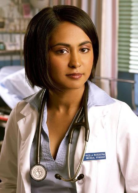 Parminder Nagra in ER - medici in prima linea